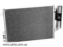 Радиатор охлаждения радиатор кондиционера на Kia