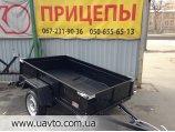 Прицеп КНОТТ-31 усиленный БТ-350