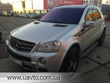 Mercedes-Benz ML 63AMG