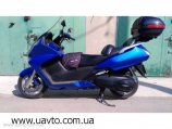 Мотоцикл HONDA Silver Wing 600