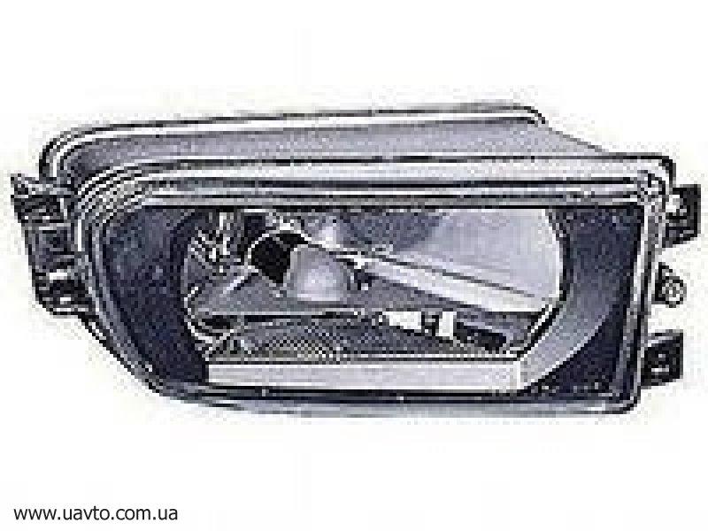 Противотуманные фары BMW 5 E 39→96 R стекла на противотуман