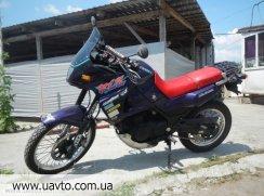 Мотоцикл Kawasaki  KLE
