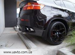 оригинал в Одессе купить брызговики на BMW X6 2008-2012