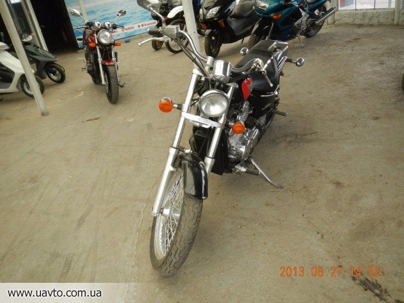 Мотоцикл Honda  Steed 400