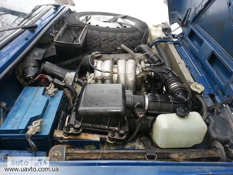 Двигатель тойота на ниву 2121
