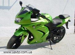 �������� Kawasaki  Ninja 250