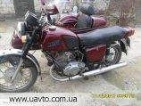Мотоцикл ИЖ 611401