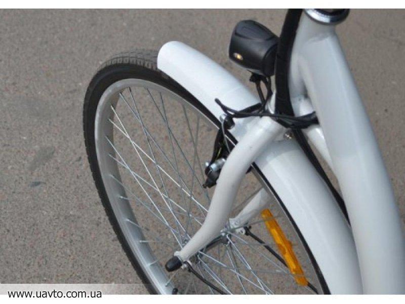 Электровелосипед FAMILY 2 2018 (White)