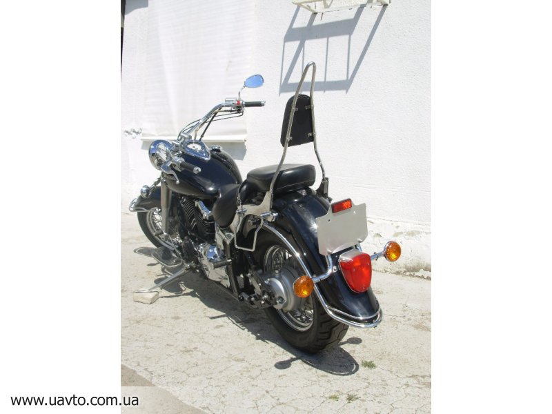 Мотоцикл Yamaha  Drag Star 400
