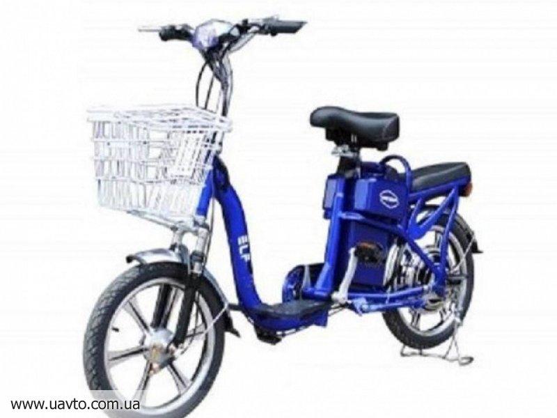 Электровелосипед ELF-2 Light 2018