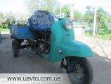 Мотоцикл Муравей М2