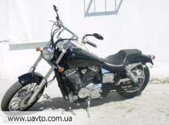 Мотоцикл Honda  Shadow Slasher 400