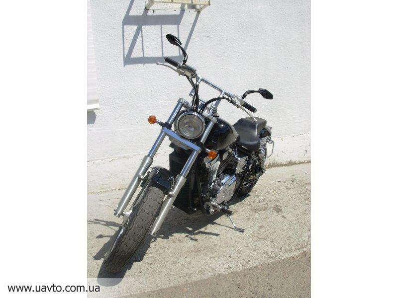 Мотоцикл Honda  Shadow Slasher 400