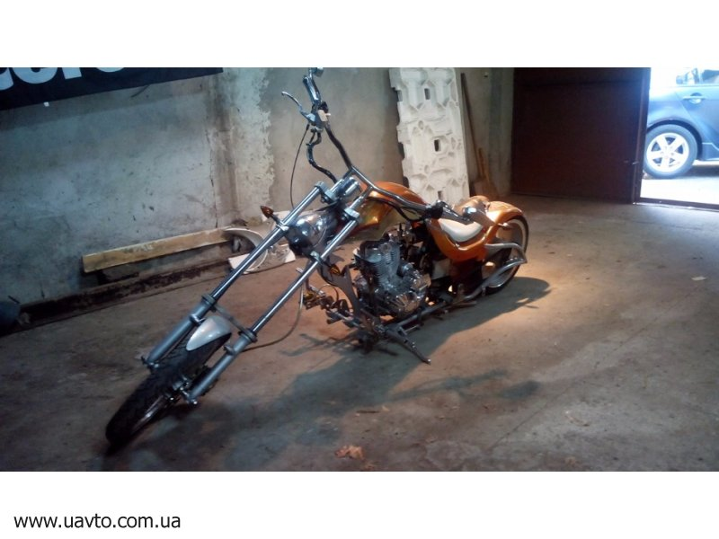 chopper cobra tdmc 438 honda
