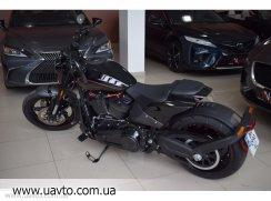 Мотоцикл Harley-Davidson FXDRS