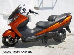 Скутер Kawasaki  Epsilon 250