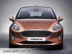 Ford Fiesta 3 двери 1.1 МТ