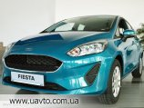Ford Fiesta 1.1 МТ Trend