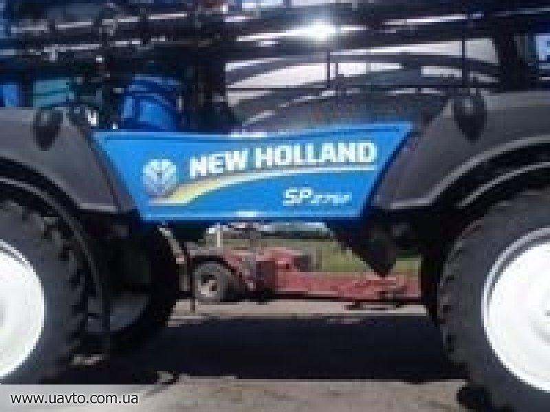 Опрыскиватель New Holland SP 275 F