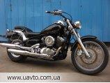 Мотоцикл Yamaha XVS 650 Drag Star
