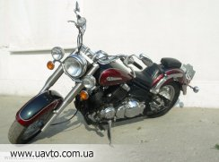 Мотоцикл Yamaha  Drag Star 400