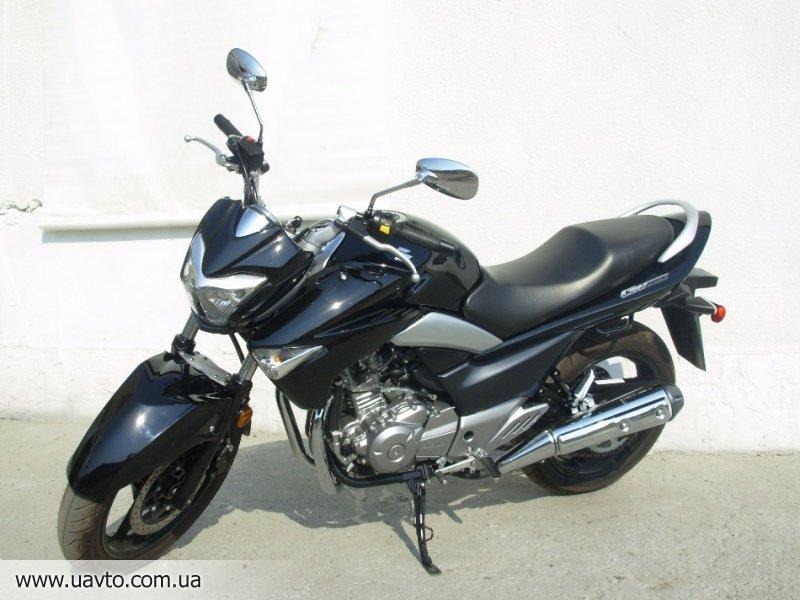 Мотоцикл Suzuki  GW 250