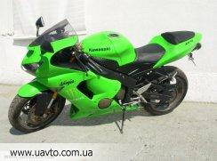 Мотоцикл Kawasaki  Ninja 636