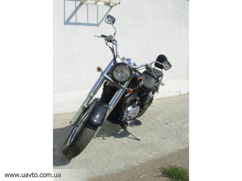 Мотоцикл Kawasaki   Vulcan 400