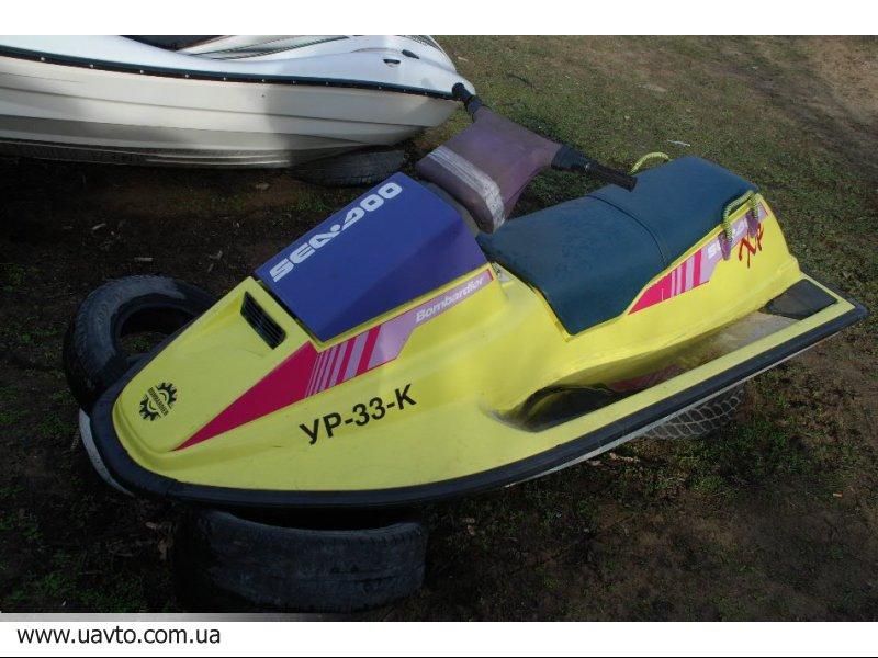 sea-doo лодочные моторы