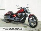 Мотоцикл Yamaha  Stryker 1300