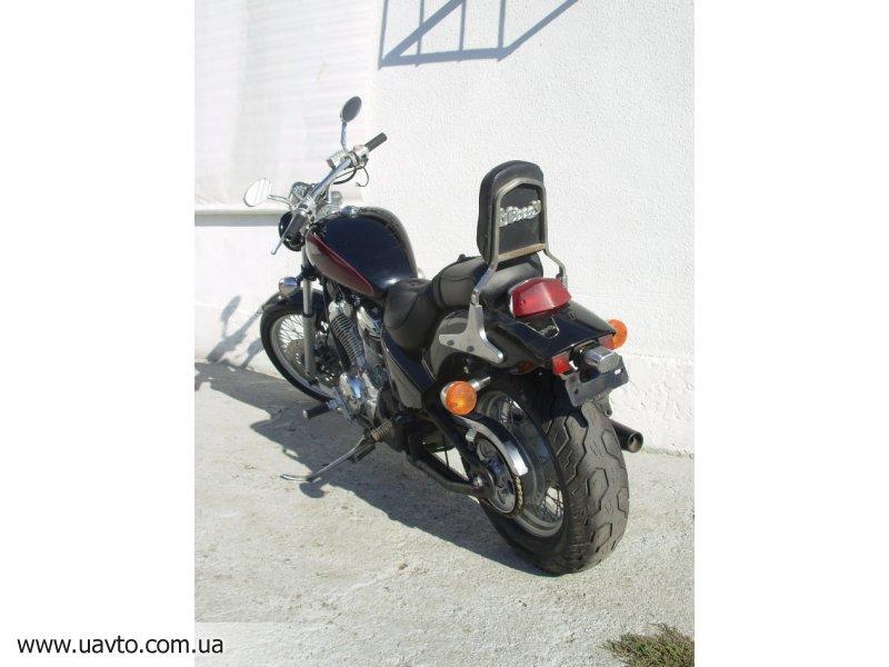 Мотоцикл Honda  Steed 600