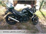 Мотоцикл Lifan Kp200