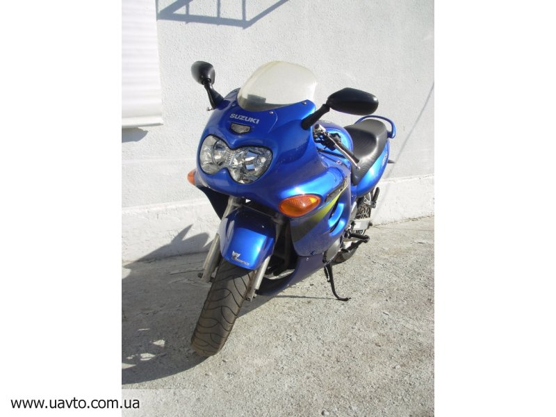 Мотоцикл Suzuki  GSX-F 600