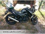 Мотоцикл Lifan KP 200