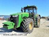 Трактор JOHN DEERE 8320 R