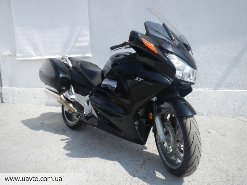 Мотоцикл Honda  ST 1300 Pan-European
