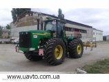 Трактор JOHN DEERE 9420
