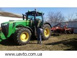Трактор JOHN DEERE 8370 R
