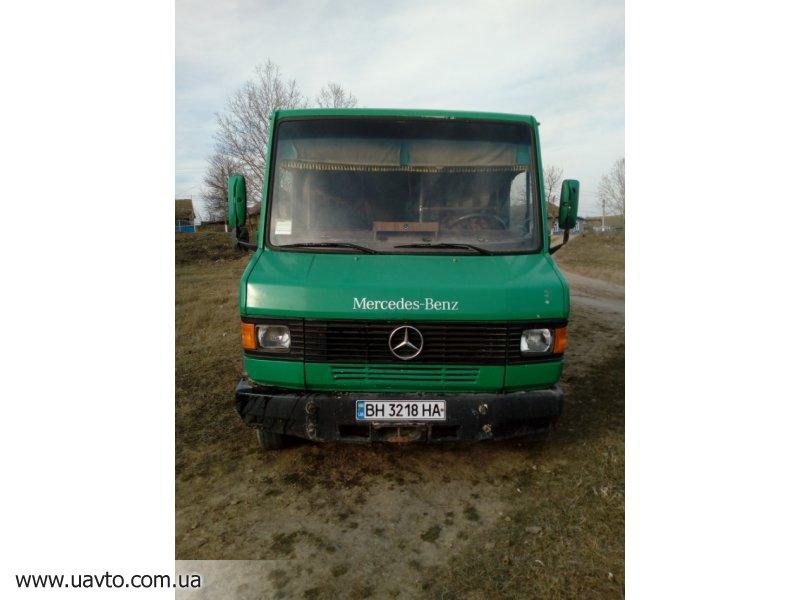 Mercedes 508 D