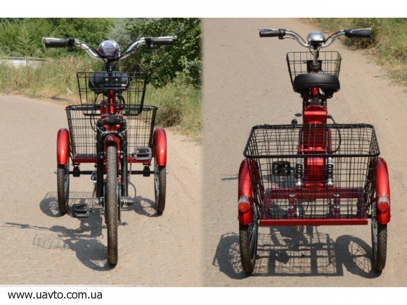 Электровелосипед 3-CYCL