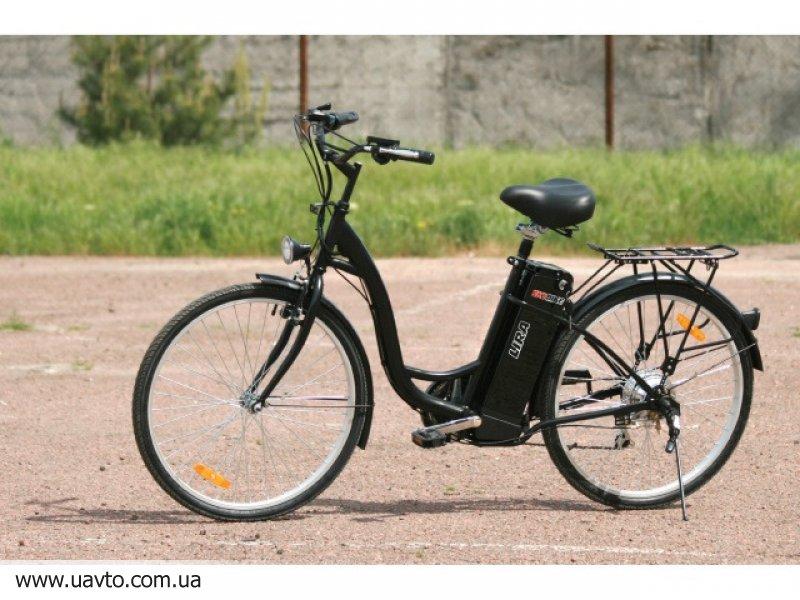 Электровелосипед LIRA PLUS 2018