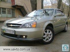 Chevrolet Evanda - ELEGANCE!