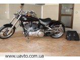 Мотоцикл Harley-Davidson Rocker C