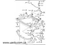 Втулка Япония TD13-34-156B
