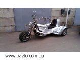 Мотоцикл Трицикл Трицикл