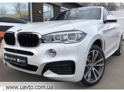 BMW X6 M-pkg