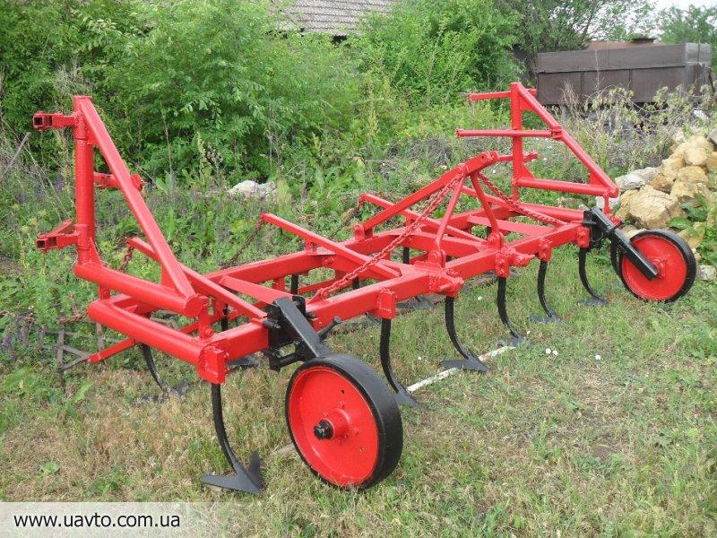 Как сделать культиватор для трактора