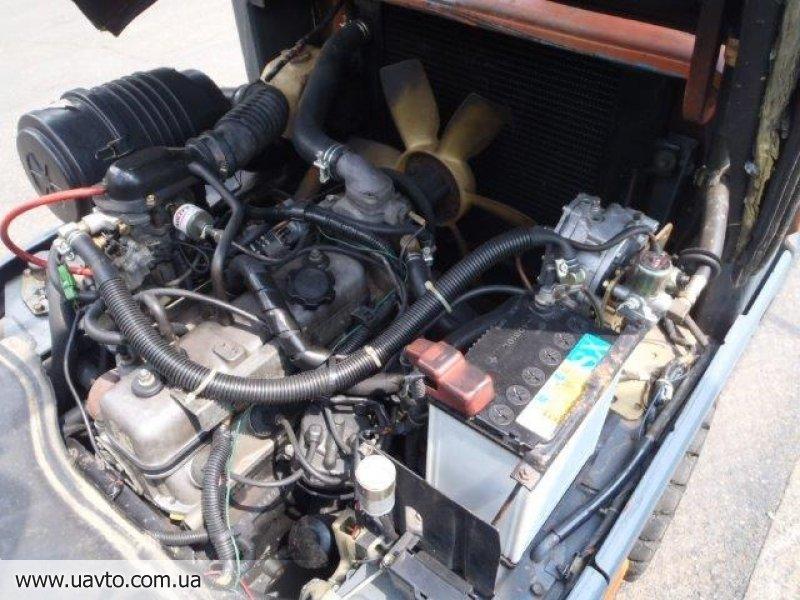 Погрузчик Toyota 6FG18