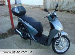 Мотоцикл Honda SH