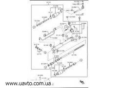 Ремкомплект Япония TD11-32-180
